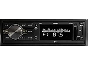 TOKAI - LAR11 - AutoRadio MP3  - USB  - SD - 4x45 W Noir