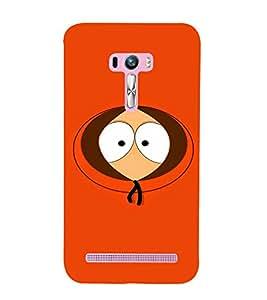 EPICCASE Kenny gets killed Mobile Back Case Cover For Asus Zenfone Selfie (Designer Case)