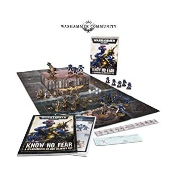 99120199085 Games Workshop - Getting Started with Warhammer 40,000