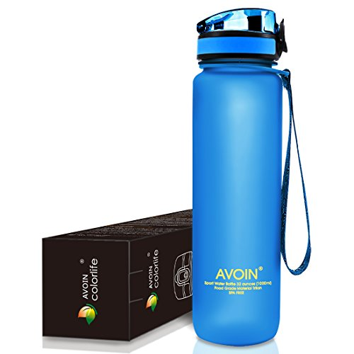 avoin-colorlife-500ml1000ml-botella-deportiva-de-agua-muchas-opciones-de-color-flujo-rpido-tapa-supe