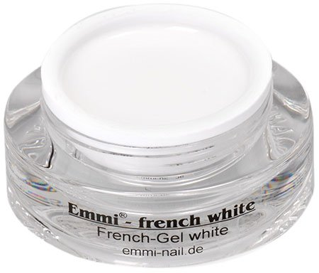 Emmi-Nail Studioline French-Gel white 5 ml -