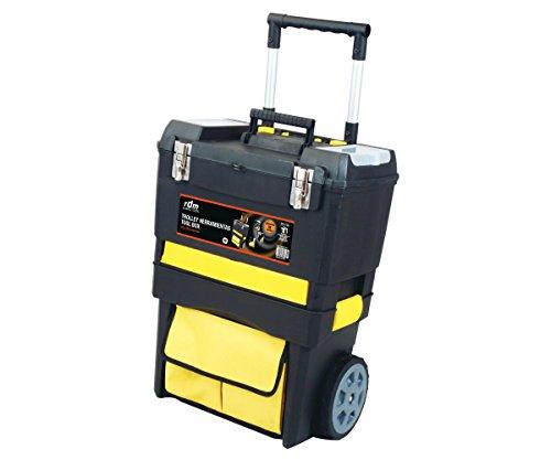 RDM Quality Tools 76907Trolley von Werkzeugen, gelb und schwarz