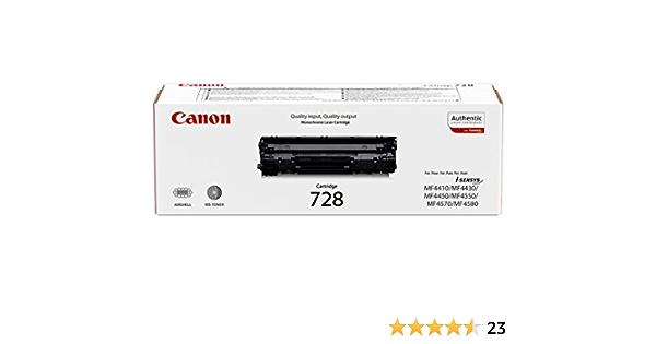 Canon 3500b002 Crg 728 Tonerkartusche Schwarz Bürobedarf Schreibwaren