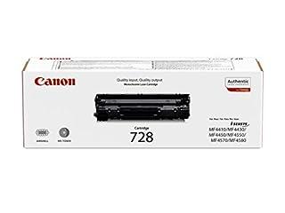 Canon cartucho 728 tóner original negro impresoras láser i-SENSYS MF4410, MF4430, MF4450, MF4550d, MF4570dn,MF4580dn, MF4730, MF4750, MF4780w, MF4870dn, MF4890dwi-SENSYS Fax-L150, Fax-L170, Fax-L410 (B0042RUBYW) | Amazon Products