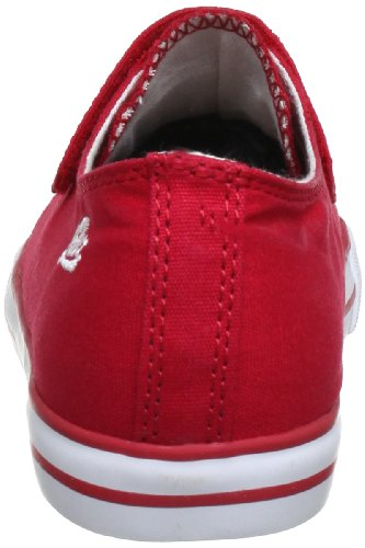 Lico 180232, Baskets mode mixte enfant Rouge (Rot/Weiss)