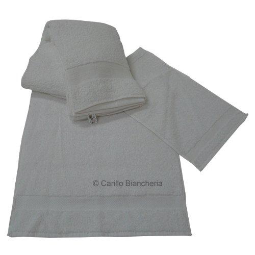 Offerta 10 telo doccia 10 asciugamani 10 ospite spugna 100 cot hotel bb h165