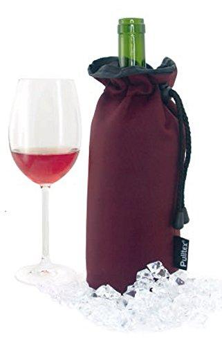 Pulltex Wein Kühler Tasche, Nylon, Traube, 18,5x 12x 4,2cm