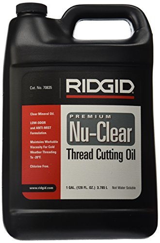 ridgid-70835-nu-clear-threading-oil-1-gallon-by-ridgid