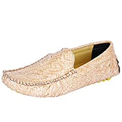 Fausto 794-41 Beige Mens Loafers
