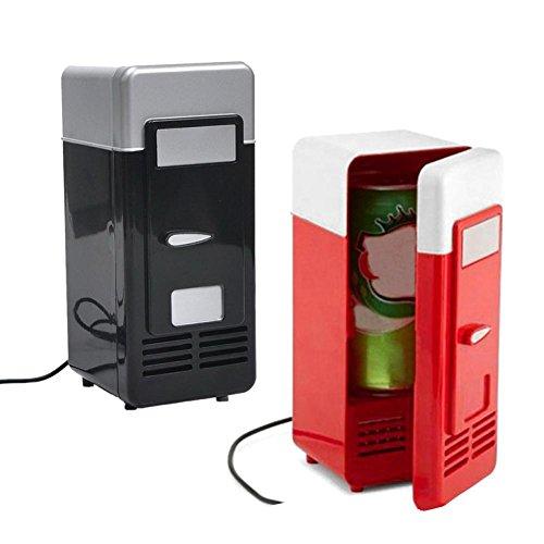 Welltobuy Mini Refrigerador Enfriador Calentador Coche