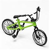 Goodplan 3 Couleurs Mini Vélo Jouet Simulation Mini Alliage Vélo BMX Modèle De...