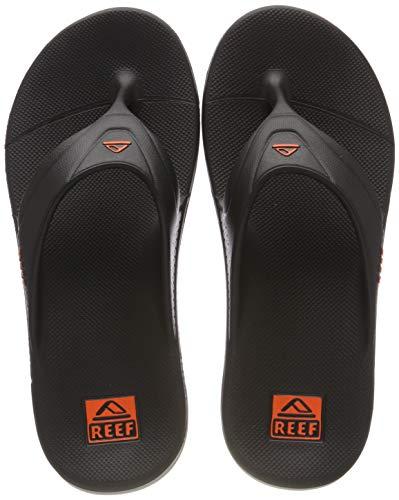 7eda1882f7 Reef ONE Grey/Orange - Footwear  Men's Footwear  Men's Sandals Shoe