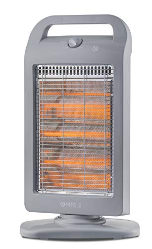Olimpia Splendid 99396 Solaria Evo S Calefactor Halogeno 1200 W, 45 m³