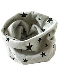 BBsmile Autunno Inverno Bambini Ragazze Collare Sciarpa Bambino Cotone O Anello Collo Sciarpe