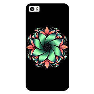 Hamee Designer Printed Hard Back Case Cover for Apple iPhone 6 / 6s Design 9338