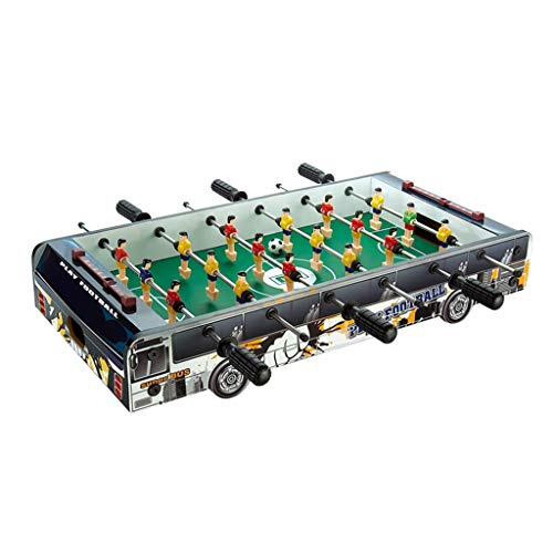 Table Football 3-10 Years Old Toy Children's Intellectual Development Toy Boy Wooden Soccer Machine Double Competitive Toy Table Best Gift For Children Toys & Games