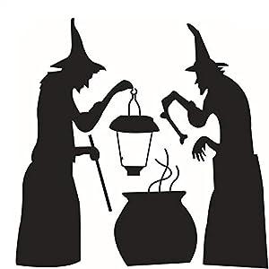 FELZ Halloween decoracion terror Vinilo