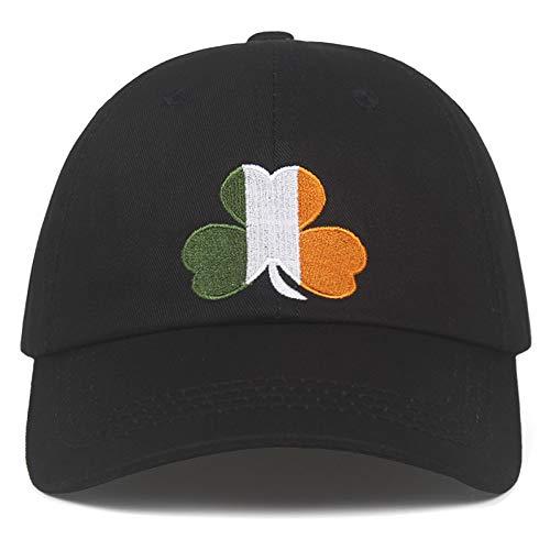 Neue Heiße Mode Irish Flagge Männer Frauen Baseball Caps Frühling Sommer Sonne Hüte Für Frauen Solide Kappe Dad Hüte Irish Patch Cap