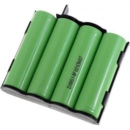 Powery Batterie pour électrostimulateur Compex Edge US, 4,8V, NiMH [ Batterie pour appareils électroménagers ] Powery