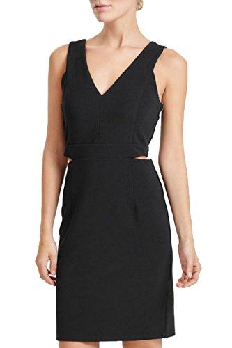 only-vestito-donna-senza-maniche-nobby-short-dress-15123577-38-nero