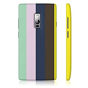 StyleStuffs Printed Back Case for Oneplus Two