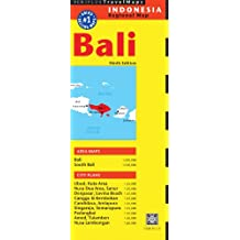 Periplus Travel Map Bali: Indonesia Regional Map