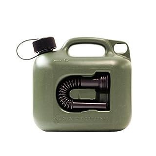 alutec Kraftstoff-Kanister Profi Oliv 5L