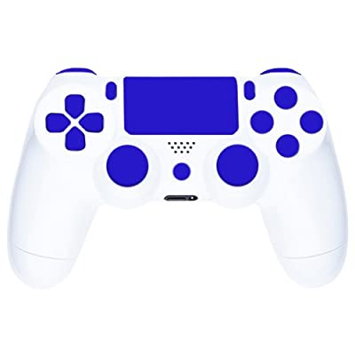 Playstation 4 Custom Controller -Arctic Blue