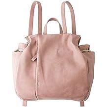 Mochila-bolso mujer Slang RAW4 Rainbow (rosa)