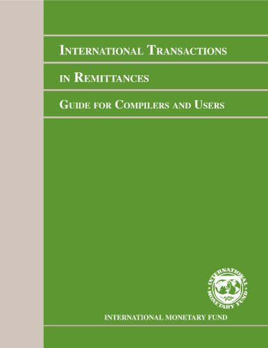 International Transactions in Remittances: Guide for Compilers and Users (RCG)
