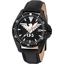 KHS Tactical Watches MissionTimer 3   Eagle One KHS.MTE.L Militär Armbanduhr