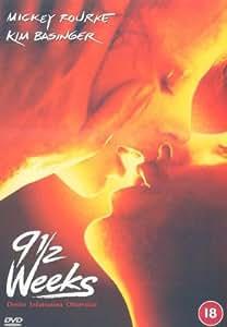 9.1/2 Weeks [1985] [DVD]