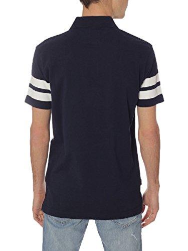 Franklin & Marshall Herren Poloshirt Blau