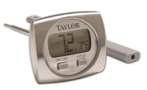 Taylor Precision Products Elite Digital Thermometer by Taylor Precision Products Taylor Thermometer