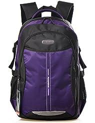GBT Bolsa De Deporte Al Aire Libre De Gran Capacidad Montañismo Viajes , Purple(Bolso Al Aire Libre, Bolso, Bolso De Hombro, Morral, Carpeta, Bolso Cosmético, Tablero, Paquete Multi-Funcional),purple
