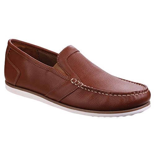 Hush Puppies - Jay Portland - Mocassini - Uomo Marrone chiaro