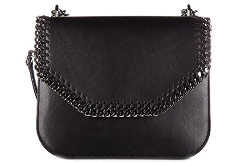 Stella-Mccartney-womens-shoulder-bag-original-mini-falabella-black