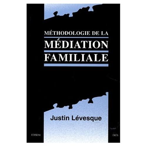 Méthodologie de la médiation familiale