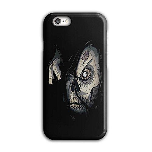 Zombie Schädel Apokalypse Monster Kopf iPhone 6 / 6S Hülle | Wellcoda