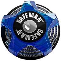 Safeman® Bloqueo de Cable multifunción (Azul)