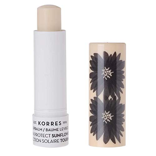 Korres STICK KOLLEKTION Sunflower Sun protect SPF20 Lip Balm 5 ml Lippenpflegestift -