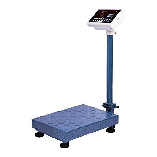 Balanza de plataforma 100 kg económica y con precisión 10 g, Pantalla DEL La Balanza de plataforma Steinberg Systems SBS-PF-100A8 tiene un rango de medida hasta 100 kg y una precisión de de 10 g. Proviene de la combinación de módulos técnicos control...