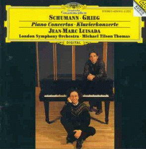 Schumann-Grieg-Concerto Piano & Orchestre