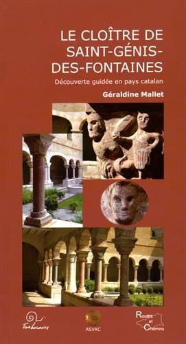 Le cloître de Saint-Génis-des-Fontaines