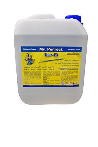 Mr.Perfect Teer Ex Bitumen & Teerentferner 5 Liter