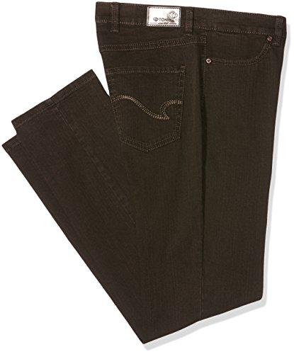 Toni Damen Slim Jeans (Schmales Bein) Belmonte CS, Brown (Coffee 079), W37/L29 (Manufacturer Size:46K)