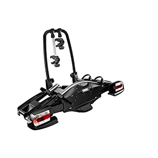 Thule 925001, Velo Compact 925, 2 Bike, Towball Carrier, 7 pin 6