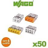50 Stück-Packung mit automatischen 2-Leiter