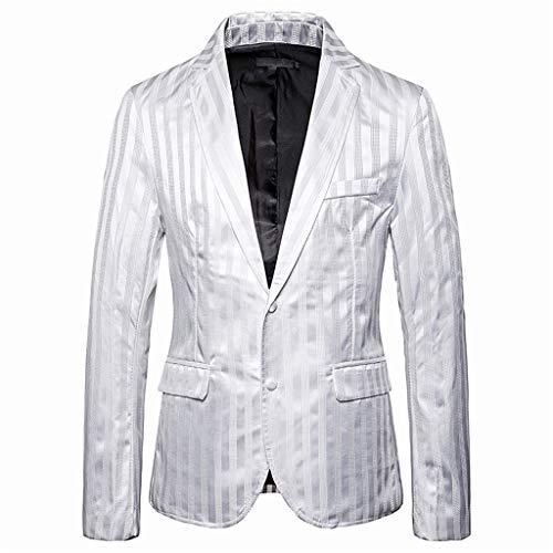 Otoño Invierno Nuevo Cómodo Transpirable Ocio Fiesta Boda Vestir Negocios Hombre Traje Abrigo Blazers...