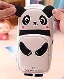 Federmäppchen,Chshe süssen kawaii 3d - panda mäppchen mit großer kapazität schulsachen neue posten für kinder